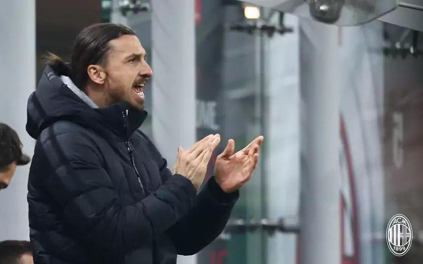 Serie A, 25 Giornata: Milan, pareggio in extremis contro l'Udinese. Ancora Kessié dal dischetto. Ibra in panchina, versione allenatore (credit AC Milan Official Website Photo Gallery)
