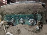 Scavi di Pompei carro di Civita Giuliana 16