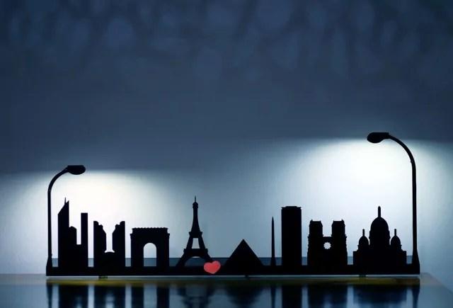 Skylight Parigi Lampada a led