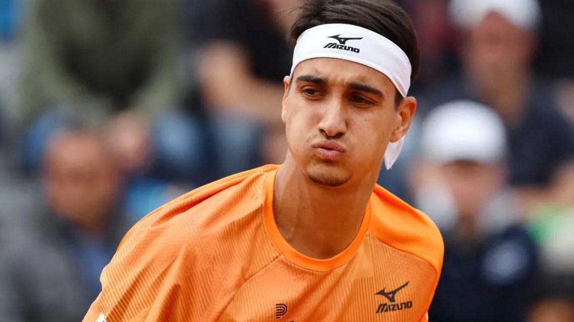 Sonego Tennis Italpress