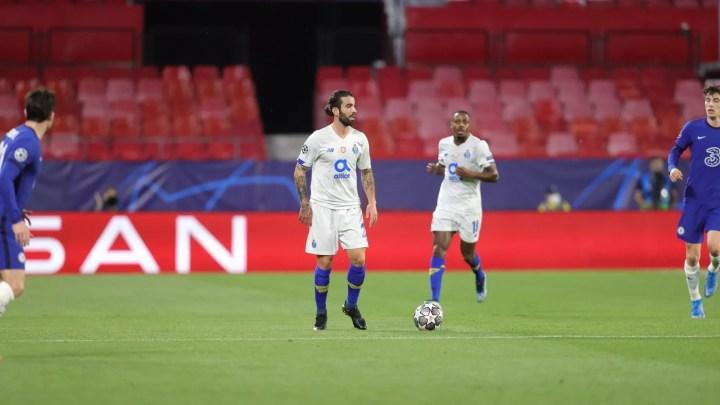Champions League: Chelsea 0 - 1 Porto. I draoges vincono a Siviglia, ma non basta: passano i blues grazie al vantaggio dell'andata. Sul finale, stupenda rovesciata dell'attaccante Taremi. (credit Porto FC Official Website)