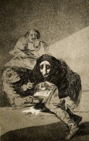 Goya fisionomista El-vergonzoso-Caprichos-54-Medida-de-la-plancha-217-x-152-mm.-Papel_-aguafuerte-y-aguatinta