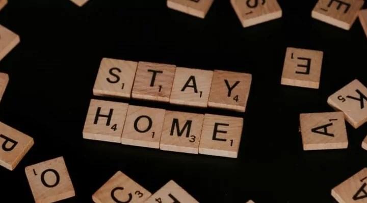 stay home passatempi per illock-down