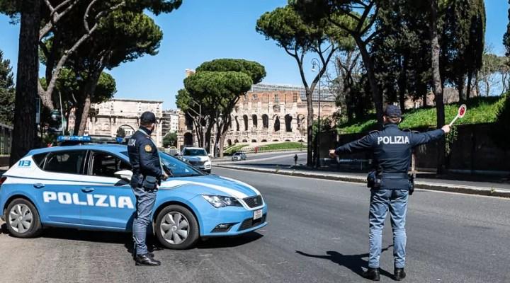 Polizia, militari e Polizia locale in campo per il contenimento della diffusione del virus: 780 mila controlli anti-Covid in una settimana.