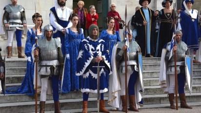 Pietrasanta, rievocazione storica