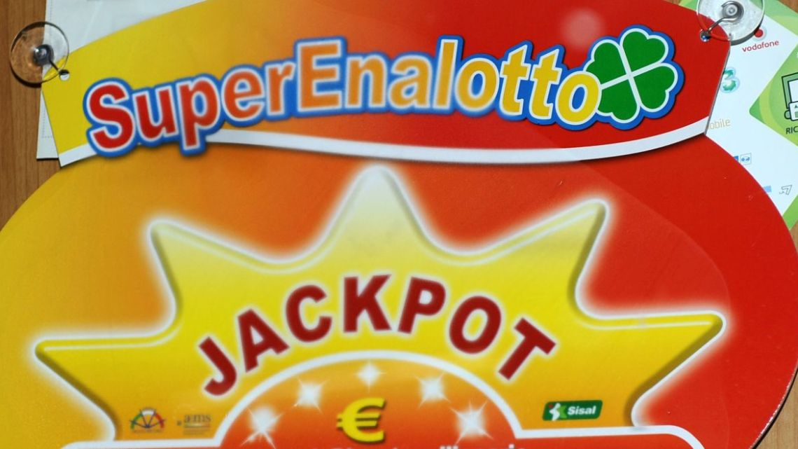 Superenalotto Jackpot Italpress