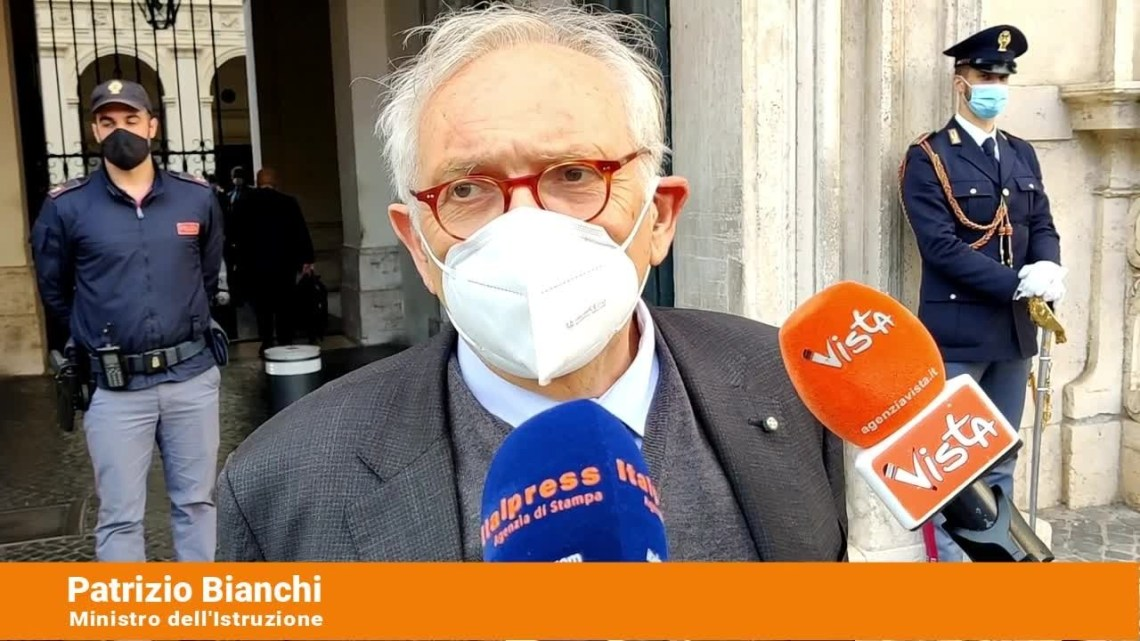 Patrizio Bianchi Italpress