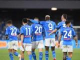 36 Giornata: Napoli 5 - 1 Udinese. Va largo il Napoli per continuare a sognare la Champions League. Si intensifica la corsa per l'Europa che conta. (credit SSC Napoli Official Website)