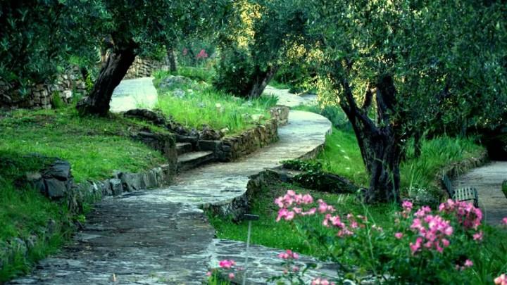 Il Giardino dell'Iris a Firenze (Copyright Il Giardino dell'Iris).