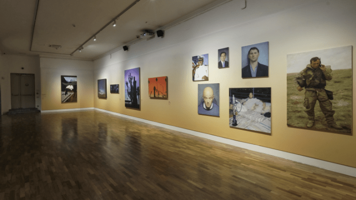 """A Napoli la mostra """"Los Angeles (State of Mind)"""""""