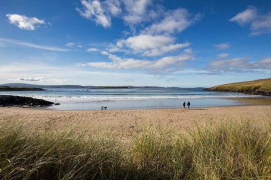 West Sandwick, Yell, Shetland, Scozia