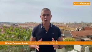 """Pecoraro Scanio: """"Da Roma Ecologista 4 mila alberi, lezione per tutti"""""""