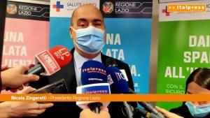 Al via nel Lazio la campagna vaccinale contro l'influenza