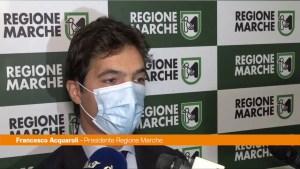 """Marche, Acquaroli: """"Positivo bilancio un anno di giunta"""""""