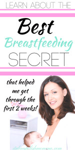 Best breastfeeding secrets and tips