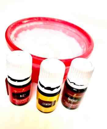 All natural vapor rub for kids