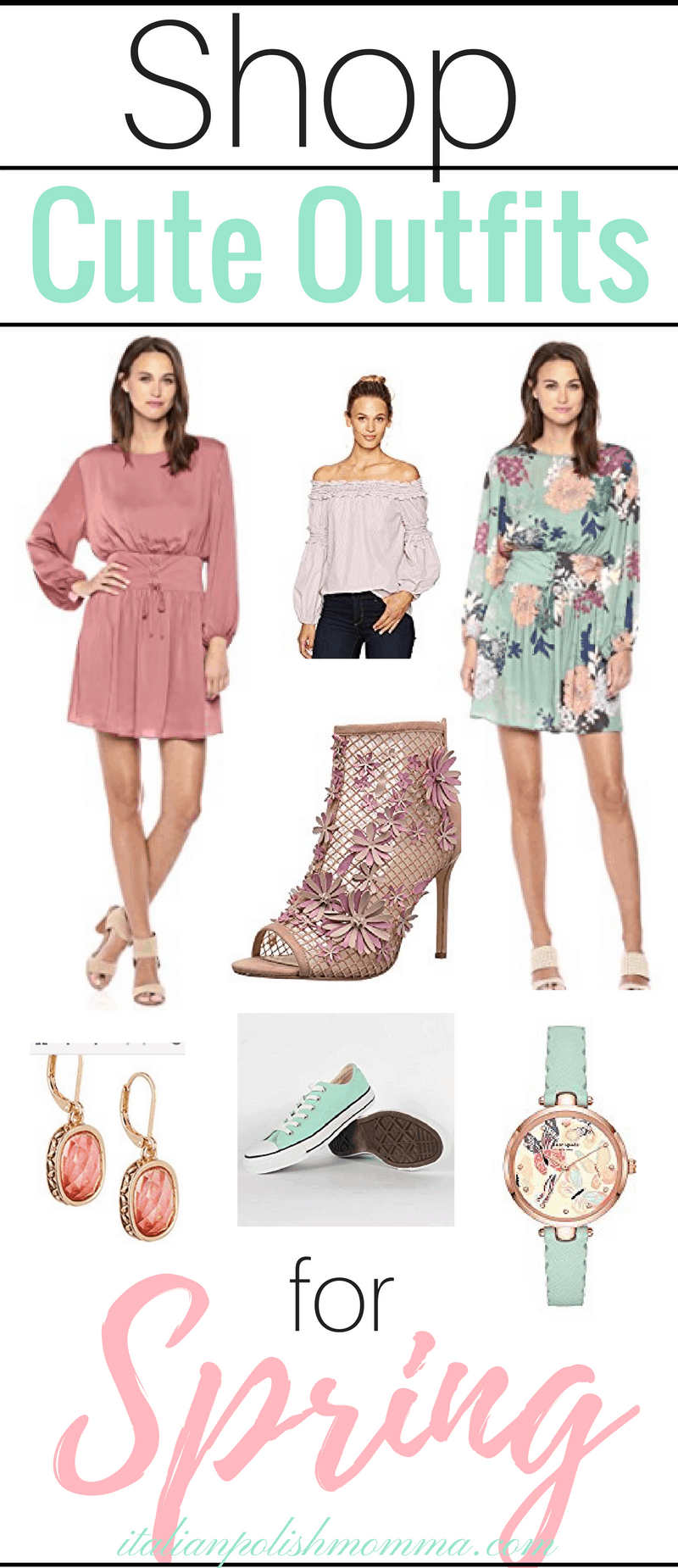 Cute Outfits for Spring
