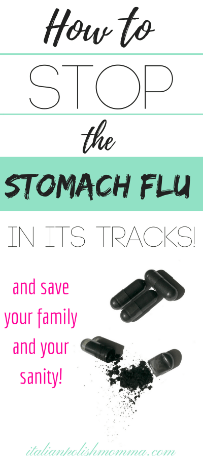 How To Stop The Stomach Flu In Its Tracks