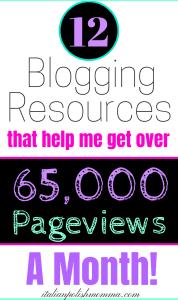 Blogging Resources that bring me blog traffic!