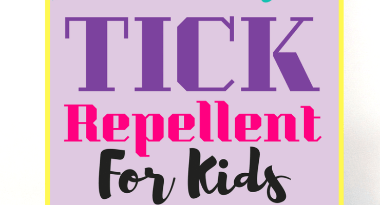 tick repellent for kids