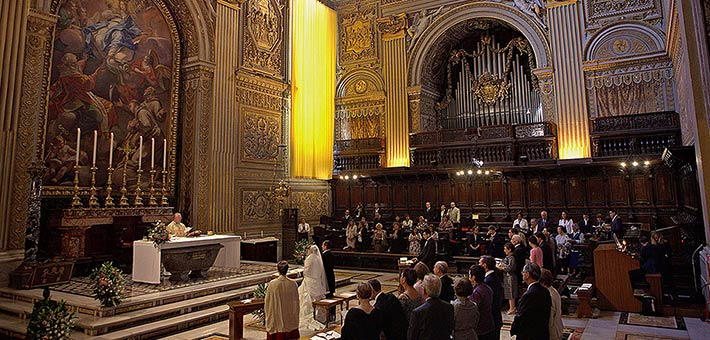 st-Peter-Cathedral-wedding-Rome