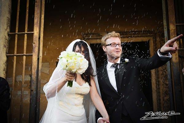 wedding planner to San Giorgio in Velabro Rome