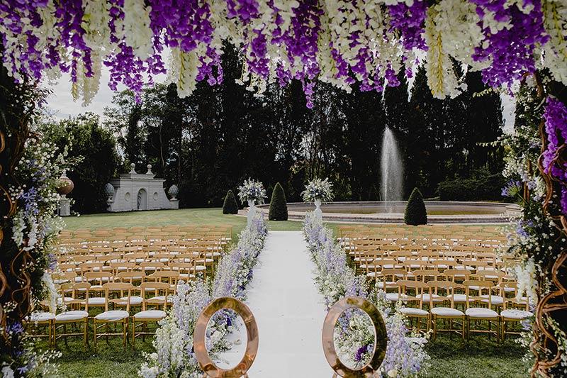 French Jewish Wedding In Rome