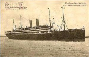 SS-Auguste-Victoria