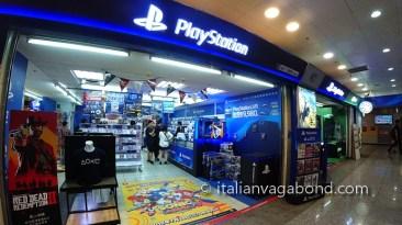 taipei taiwan where buy videogames anime otaku action figure dove comprare