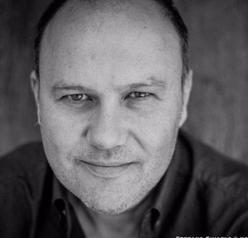 Stefano Chiarlo (Michele Chiarlo Winery) - photograph courtesy of Monty Waldin