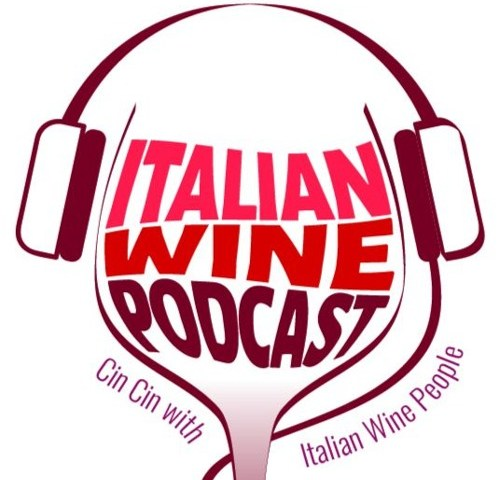 Italian Wine Podcast logo