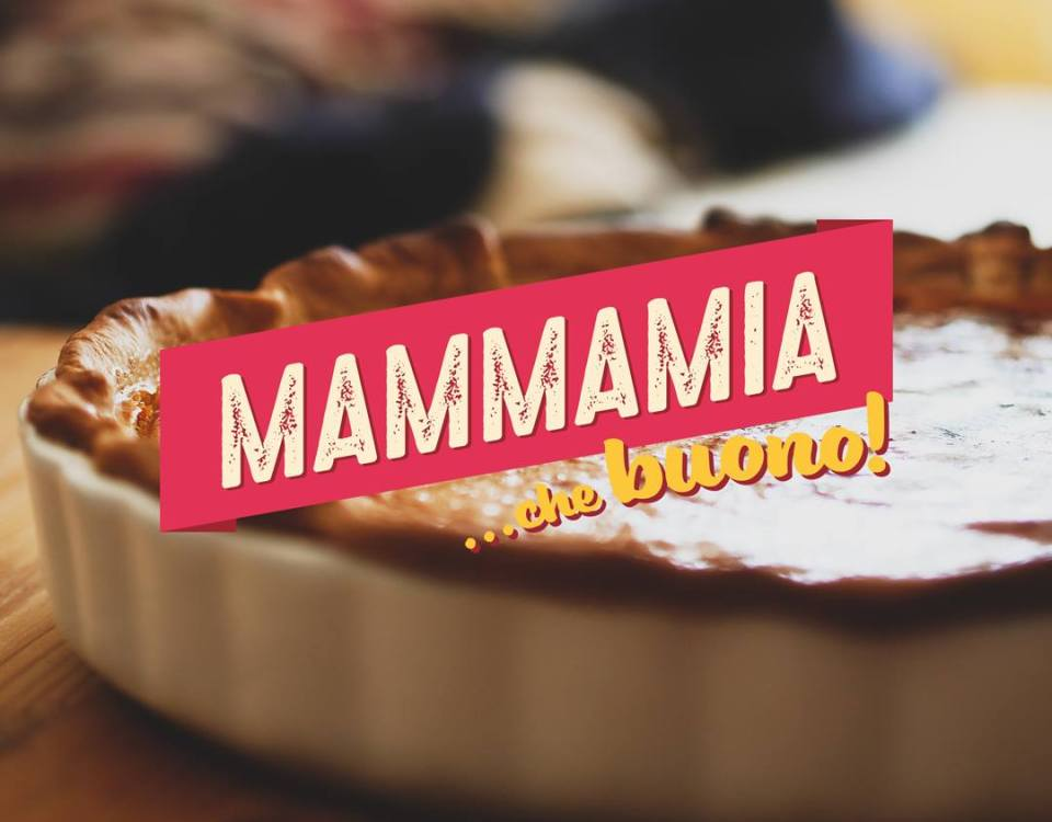 Mamma Mia Che Buono Vlog Pumkin Pie