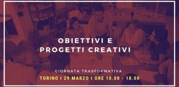 Workshop: obiettivi e progetti creativi