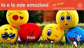 Io e le mie emozioni - laboratorio on line