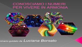 Corso di Numerologia: vivere in armonia