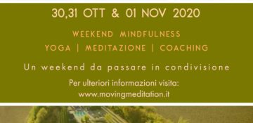 Mindfulness in Toscana