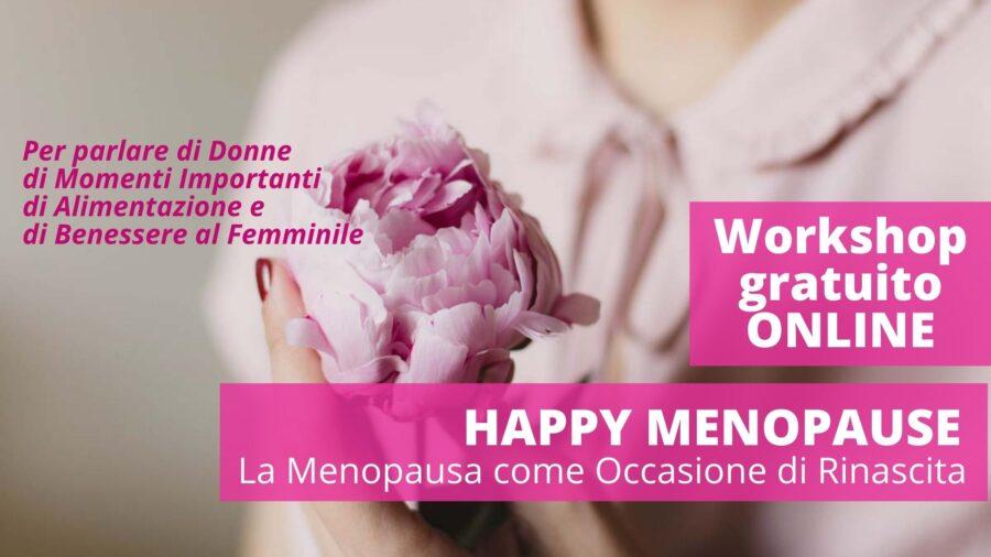 Happy Menopause