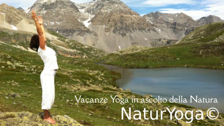 Vacanza Yoga in montagna Agosto 2021