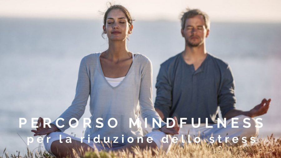 Percorso meditazione Mindfulness MBSR