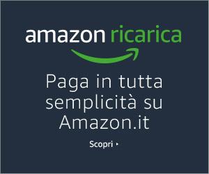 AMAZON RICARICA - PAGA IN SEMPLICITÀ