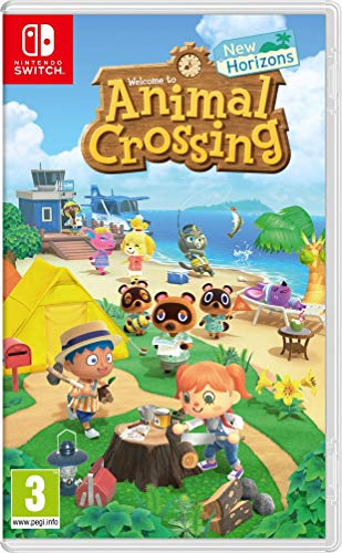 Animal Crossing: New Horizons - Nintendo Switch | Edizione fisica | 49,98 € anzichè 68,99 € - Risparmi:19,01 € (28%)