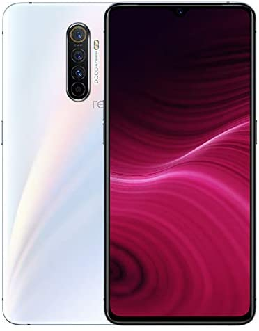Smartphone Realme X2 Pro (Bianco Lunare, 12GB+256GB la versione Europea, enchufe UE)