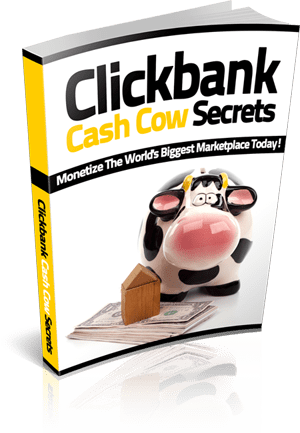 Clickbank Cash Cow Secrets 💰 Discover the Clickbank business