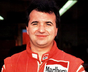 Image result for 1990 bruno giacomelli