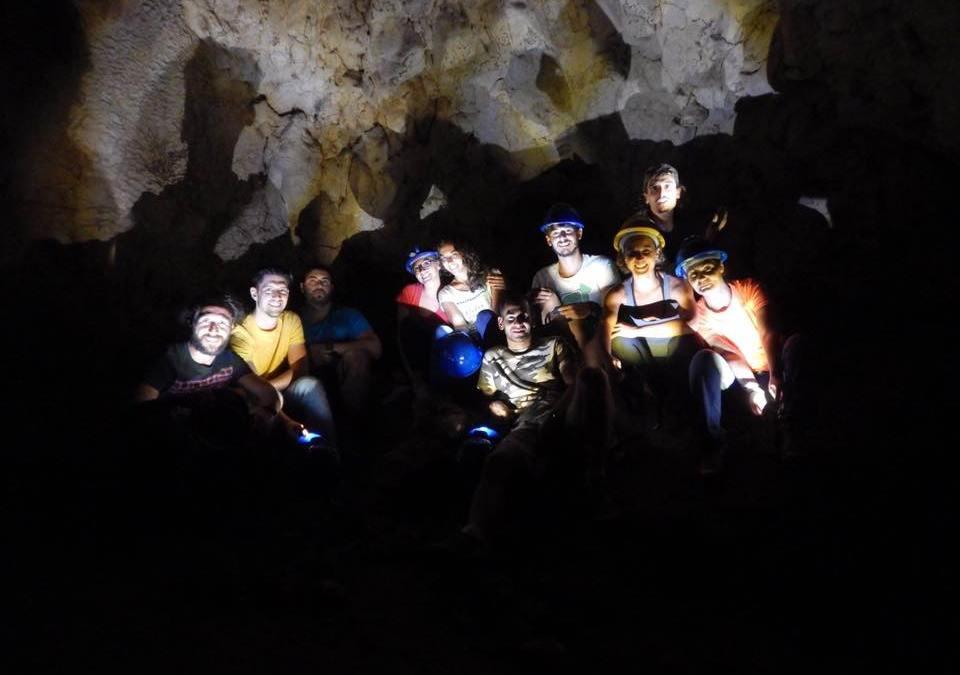 SpeleoTrekking: Porto Badisco e Le Grotte della Valle dei Cervi