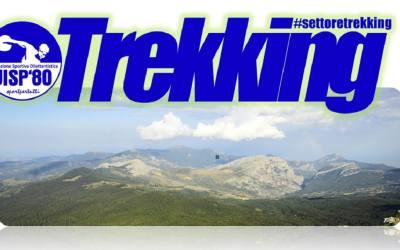 Il Settore Trekking UISP 80 va in vacanza in montagna!