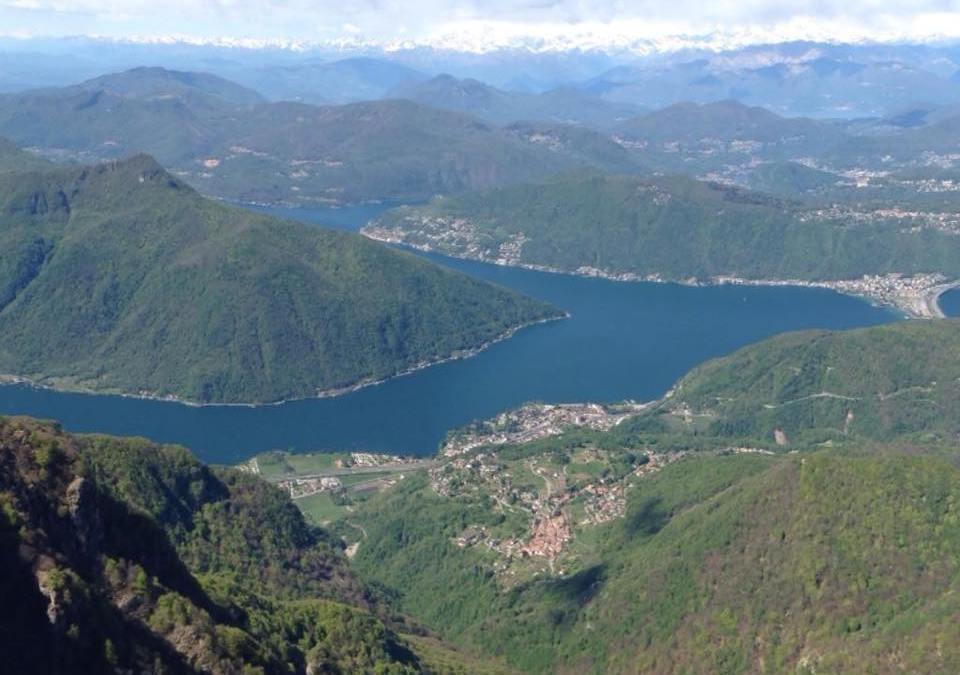 Trekking sul Monte Generoso