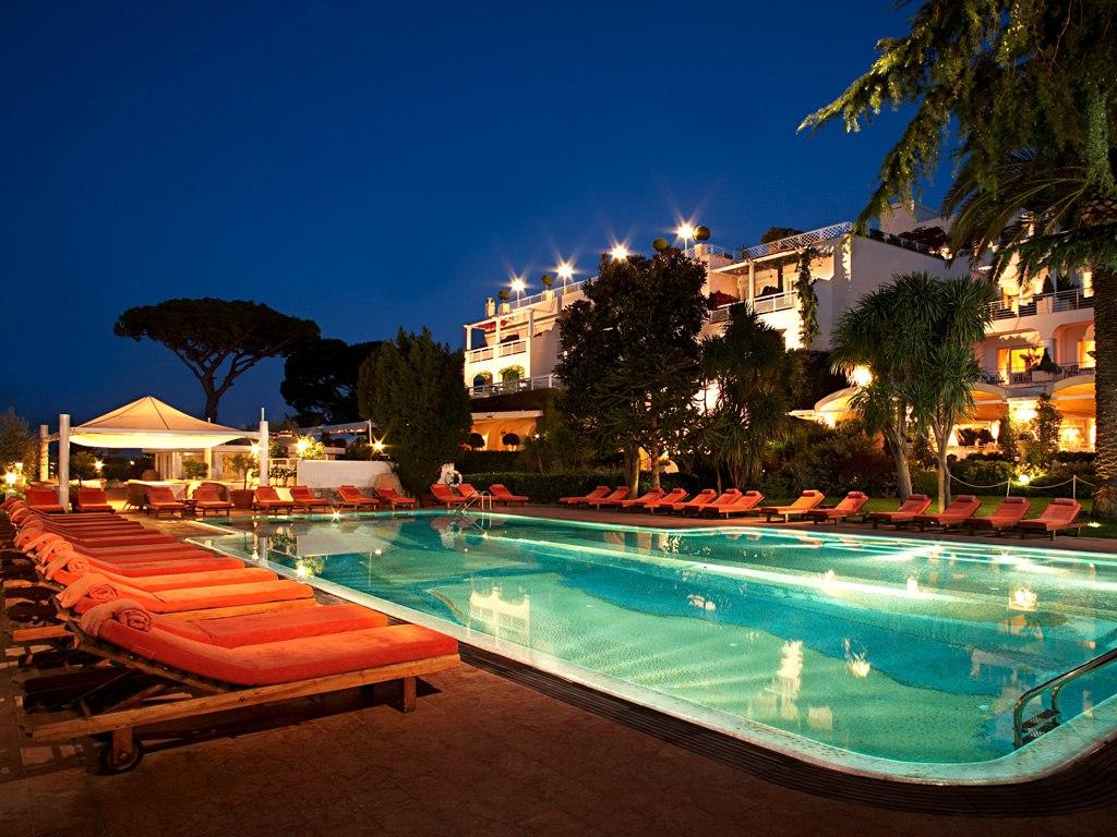 Capri palace hotel Spa, Anacapri - Italie