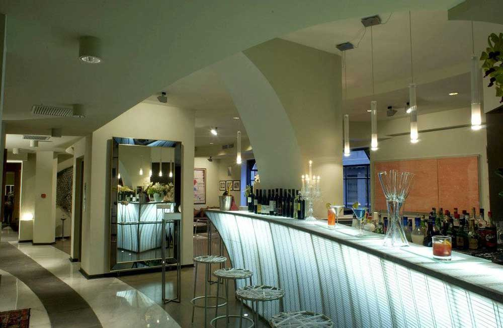 Boston Art Hotel Torino (lounge bar)