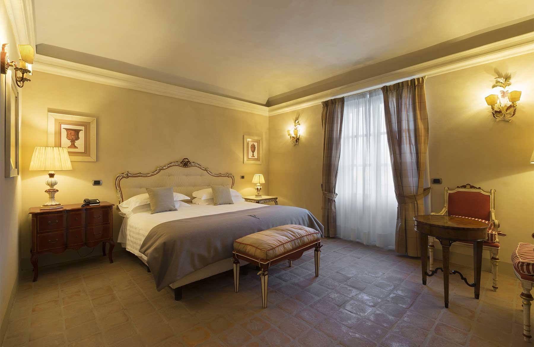 Hotel Relais del Sant'Uffizio (Suite Deluxe)
